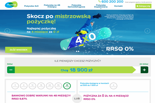 Provident Darłowo  zadzwoń 600 111 551